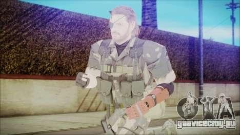 MGSV Phantom Pain Snake Normal Splitter для GTA San Andreas