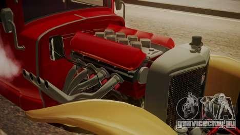 GTA 5 Albany Franken Stange для GTA San Andreas вид сзади