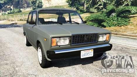 ВАЗ-2107 [Riva] для GTA 5