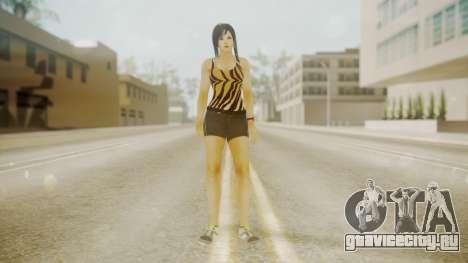 DoA Kokoro для GTA San Andreas второй скриншот