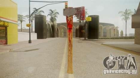 GTA 5 Katana для GTA San Andreas