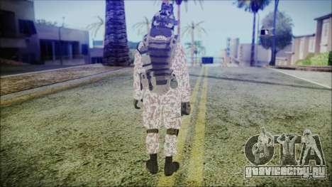 Bundeswehr Desert v3 для GTA San Andreas третий скриншот