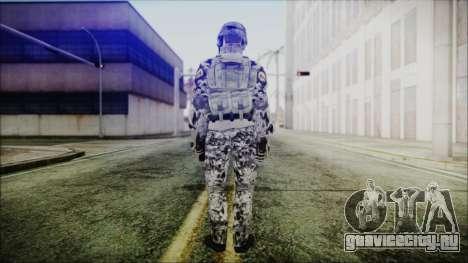 CODE5 Brazil для GTA San Andreas третий скриншот