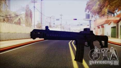 SOWSAR-17 Type G Assault Rifle для GTA San Andreas второй скриншот