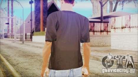 Illuminati T-Shirt для GTA San Andreas второй скриншот