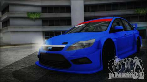 Ford Focus Sedan 2009 Touring v1 для GTA San Andreas