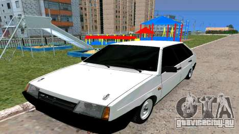 ВАЗ 2109 БПАN для GTA San Andreas