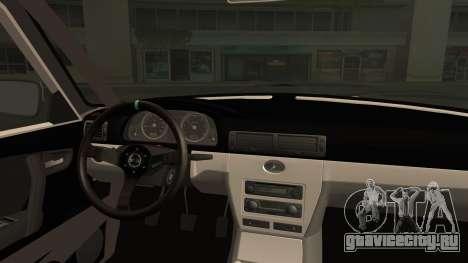 ГАЗ 31105 Drift (Everlasting Summer Edition) для GTA San Andreas вид справа