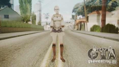 Demento Fiona Haunting Ground для GTA San Andreas второй скриншот