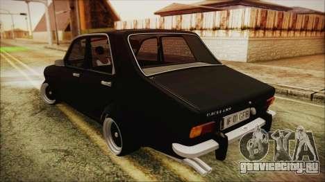 Dacia 1301LS GFB для GTA San Andreas вид слева