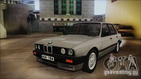 BMW 325i E30 для GTA San Andreas