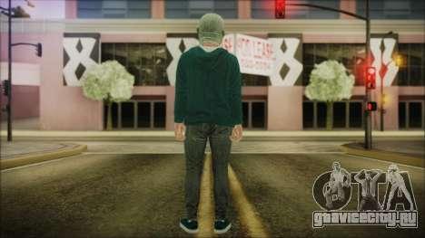 DLC Halloween GTA 5 ZombieCraneo для GTA San Andreas третий скриншот