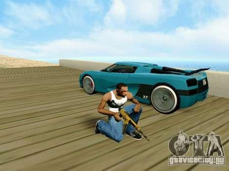 Anti-Lag Enb (Low PС) для GTA San Andreas третий скриншот