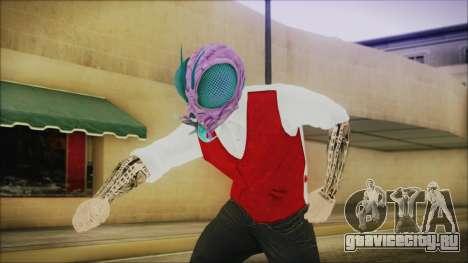 DLC Halloween GTA 5 Skin 2 для GTA San Andreas