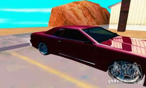 Elegy From Life для GTA San Andreas вид сзади слева