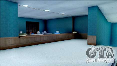 New Interior for SFPD для GTA San Andreas шестой скриншот