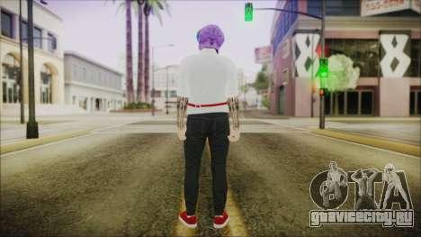 DLC Halloween GTA 5 Skin 2 для GTA San Andreas третий скриншот