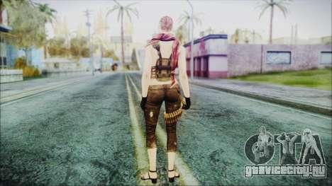Mila Short Hair from Counter Strike v2 для GTA San Andreas третий скриншот