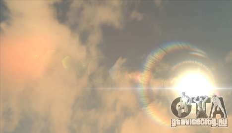 Cleo SkyBox для GTA San Andreas второй скриншот