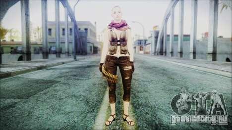 Mila Short Hair from Counter Strike v2 для GTA San Andreas второй скриншот