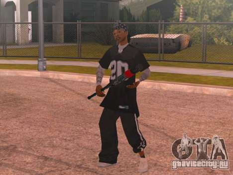 Welaso Boulevard Familis [Davis Pack] для GTA San Andreas второй скриншот