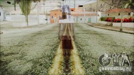 Ghost of Kayako Saeki для GTA San Andreas второй скриншот