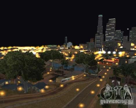 Project 2dfx 2015 для GTA San Andreas