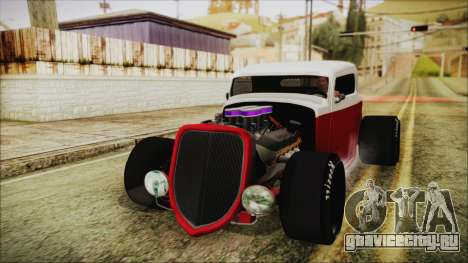 Ford 32 для GTA San Andreas