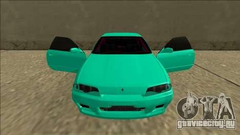 Nissan Skyline R32 для GTA San Andreas салон