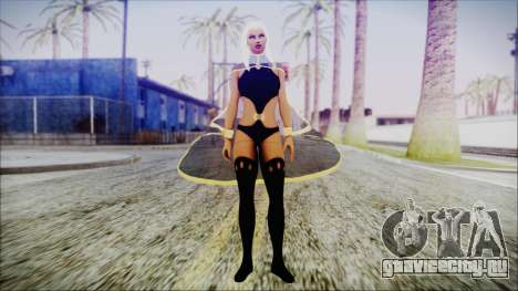 Storm Black для GTA San Andreas второй скриншот