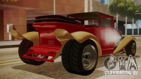 GTA 5 Albany Franken Stange для GTA San Andreas вид слева