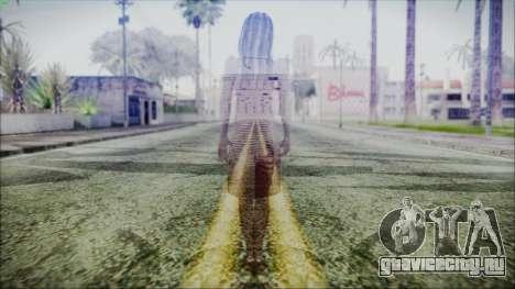 Ghost of Kayako Saeki для GTA San Andreas третий скриншот