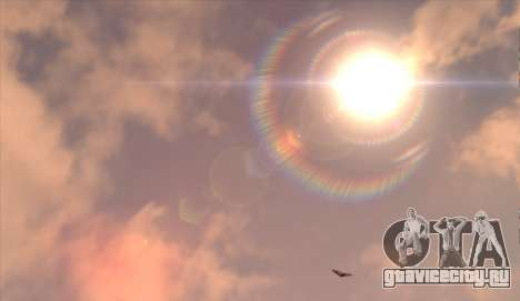 Cleo SkyBox для GTA San Andreas пятый скриншот