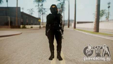 The Winter Soldier для GTA San Andreas второй скриншот