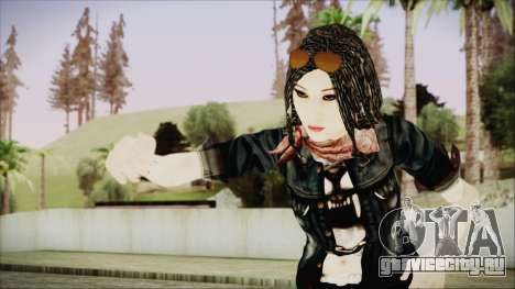 Home Girl Chola 1 для GTA San Andreas