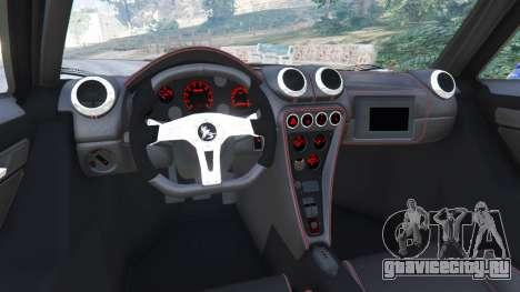 Gumpert Apollo S для GTA 5