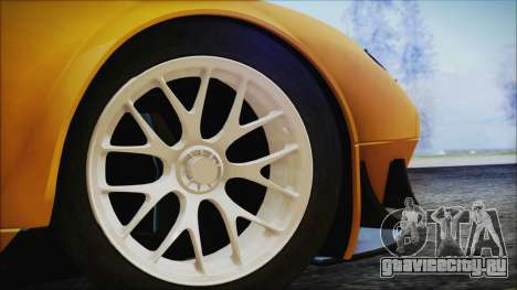 Ford GT-R mk.7 для GTA San Andreas вид сзади слева
