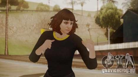 GTA Online - Custom Girl (Lowrider DLC Clothes) для GTA San Andreas