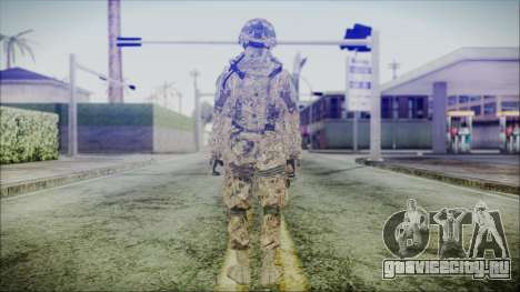 CODE5 Germany для GTA San Andreas третий скриншот