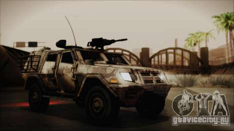 Joint Light Tactical Vehicle для GTA San Andreas