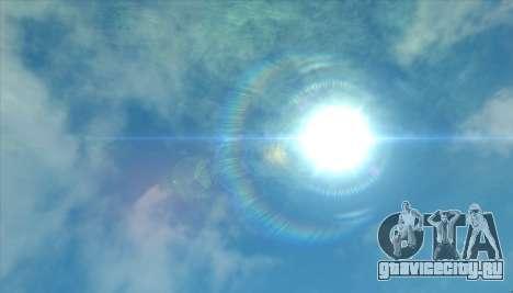 Cleo SkyBox для GTA San Andreas четвёртый скриншот