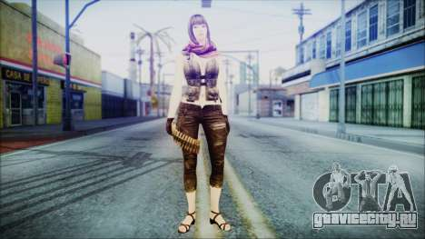 Mila from Counter Strike v2 для GTA San Andreas второй скриншот