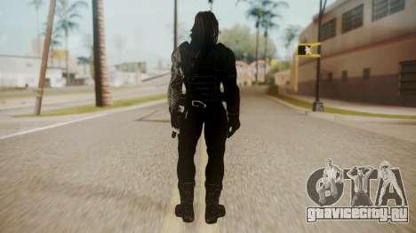 The Winter Soldier для GTA San Andreas третий скриншот
