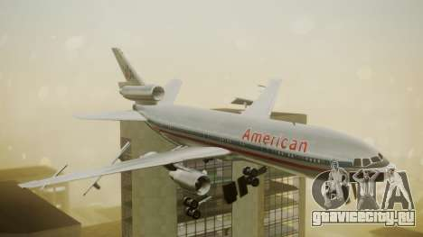DC-10-10 American Airlines Luxury Liner для GTA San Andreas