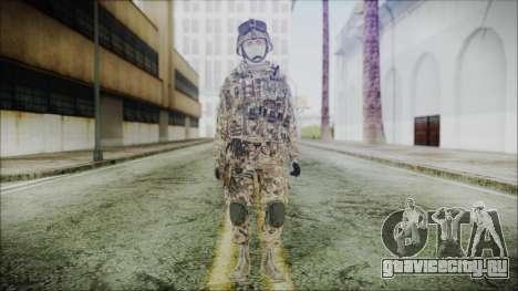 CODE5 Germany для GTA San Andreas второй скриншот