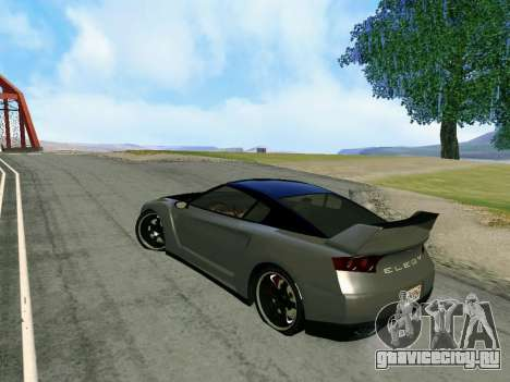 Anti-Lag Enb (Low PС) для GTA San Andreas второй скриншот