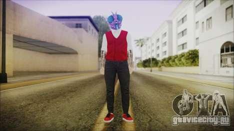 DLC Halloween GTA 5 Skin 2 для GTA San Andreas второй скриншот