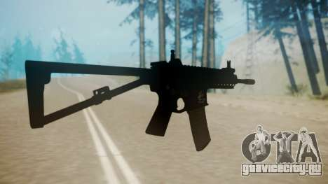 KAC PDW для GTA San Andreas третий скриншот