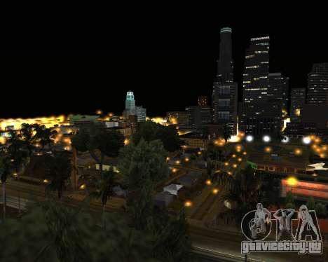 Project 2dfx 2015 для GTA San Andreas пятый скриншот