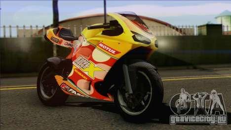 GTA 5 Bati HD для GTA San Andreas